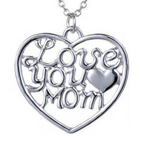 Jewelry - Love You Mom Necklace (S29)